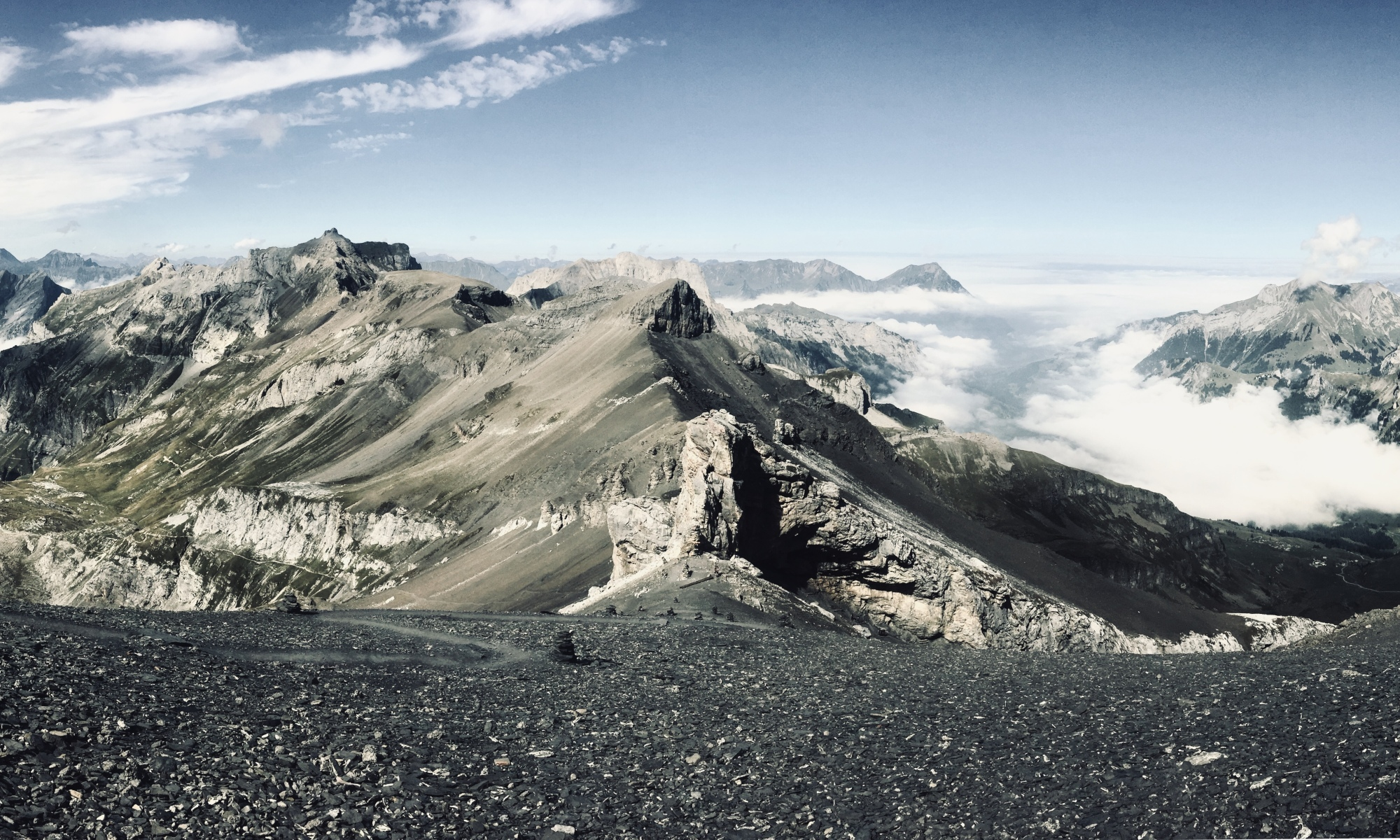 via alpina berner oberland und waadtländer alpen hohtürli