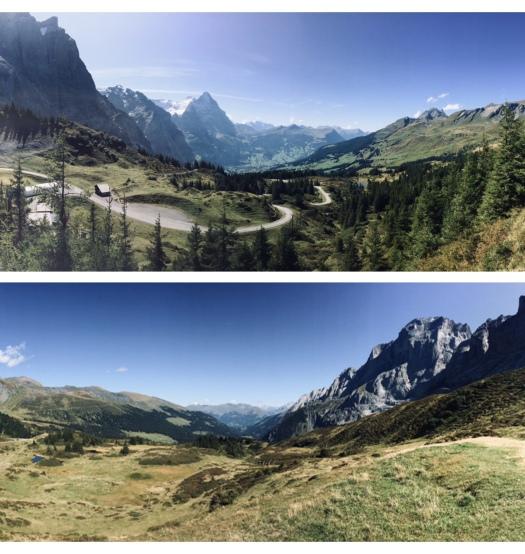 via alpina meiringen grindelwald grosse scheidegg