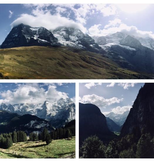 via alpina grindelwald mürren kleine scheidegg eiger mönch jungfrau lauterbrunnen wengen