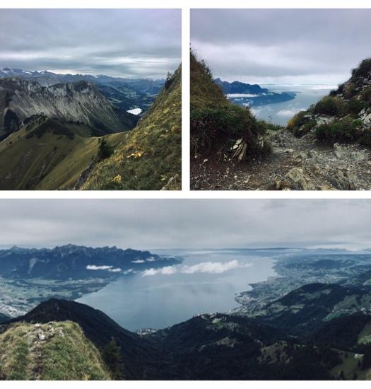 via alpina waadtländer alpen rochers de naye